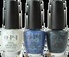 OPI 3 pc Shine Bright Limited Edition Trio