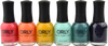 Orly 6 pc Day Trippin' Collection