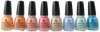 8 pc Cali Dreams Collection by China Glaze