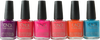CND Vinylux 6 pc Summer City Chic Collection