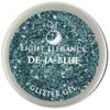 Light Elegance De-Ja-Blue Glitter Gel (UV / LED Gel)