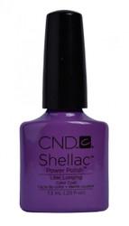 CND Shellac Lilac Longing
