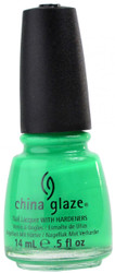China Glaze Kiwi Cool-Ada nail polish