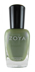 Zoya Gemma nail polish