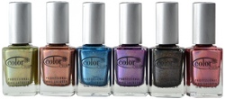 Color Club 6 pc 2013 Halo Hues Collection