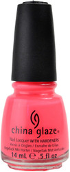 China Glaze Shell-o (Jelly Finish)