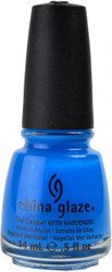 China Glaze Isle See You Later (Jelly Finish)