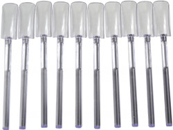 Berkeley Clear Swatch Stick 10-Pack