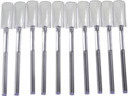 Berkeley Clear Swatch Stick 10-Pack