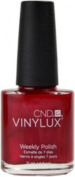 CND Vinylux Red Baroness (Week Long Wear)