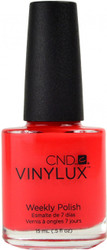 CND Vinylux Lobster Roll (Week Long Wear)