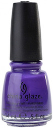China Glaze Grape Pop nail polish