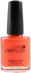 CND Vinylux Electric Orange (Week Long Wear)
