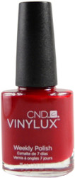 CND Vinylux Scarlet Letter (Week Long Wear)