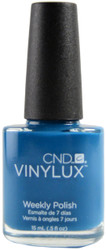CND Vinylux Blue Rapture  (Week Long Wear)