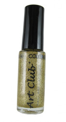 Gold Glitter by Art Club