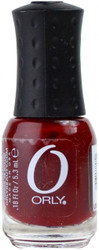 Orly Ruby (Mini) nail polish