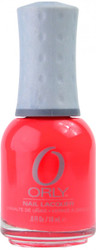 Orly Hot Shot nail polish