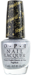 OPI It's Frosty Outside (Textured Matte Glitter)