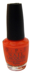 OPI A Good Man-Darin Is Hard To Find nail polish