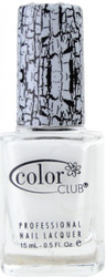 Color Club Clean Break (Shatter / Crackle Effect) nail polish