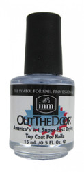Out The Door Top Coat (0.5 fl. oz. / 15 mL) by INM