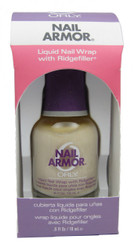 Orly Nail Armor Liquid Nail Wrap With Ridgefiller nail polish