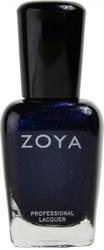 Zoya Indigo nail polish