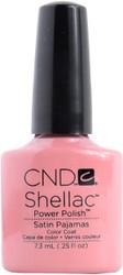 CND Shellac Satin Pajamas (UV Polish)