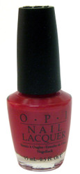 OPI California Raspberry nail polish