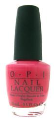 OPI Charged Up Cherry nail polish