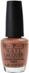 OPI Chocolate Moose nail polish