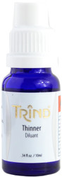 Trind Nail Polish Thinner (0.34 fl. oz. / 10 mL)