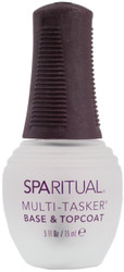 Spa Ritual Multi-Tasker Base & Topcoat (0.5 fl. oz. / 15 mL)