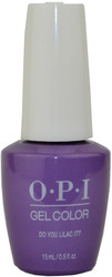 OPI GelColor Do You Lilac It? (UV / LED Polish)