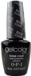 OPI GelColor Base Coat (UV / LED Polish)