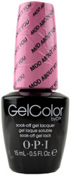 OPI GelColor Mod About You (UV / LED Polish)