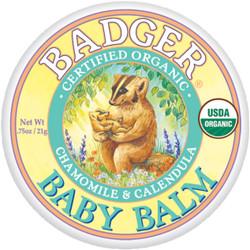 Badger Balm Baby Balm (0.75 oz. / 21 g)