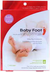 Baby Foot Exfoliating Foot Peel (2.4 fl. oz. / 70 mL)