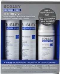 Bosley Revive Kit - Non Color Treated Hair