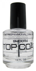 Empty Polish Or Top Coat Bottle by Assorted