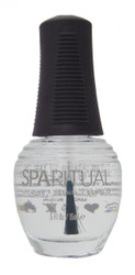 Spa Ritual Topcoat nail polish