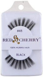 #48 Red Cherry Lashes