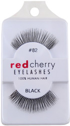 #82 Red Cherry Lashes