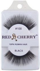 #100 Red Cherry Lashes