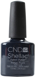 CND Shellac Indigo Frock (UV / LED Polish)
