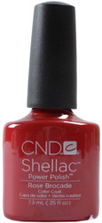 CND Shellac Rose Brocade (UV / LED Polish)