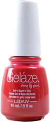 Gelaze Strawberry Fields (UV / LED Polish)