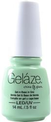 Gelaze Re-Fresh Mint (UV / LED Polish)