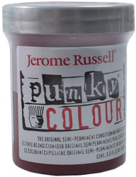 Punky Color Vermillion Red Semi-Permanent Hair Color (3.5 fl. oz. / 100 mL)